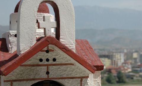 Biserica in Berat