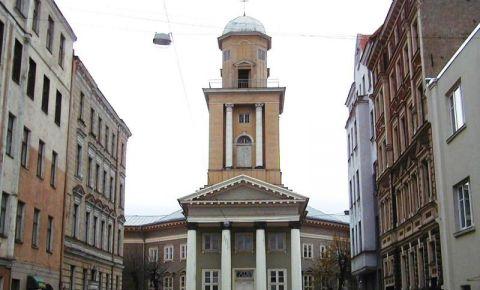 Biserica lui Iisus din Riga