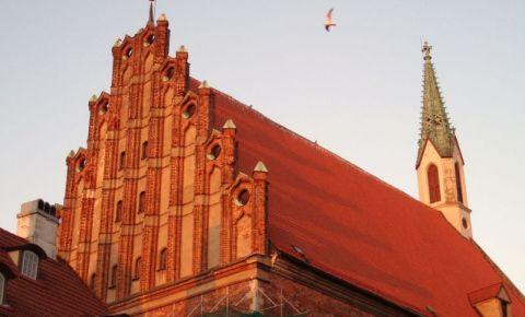 Biserica Luterana Sfantul Ioan din Riga