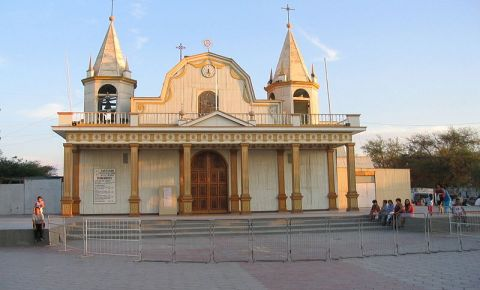 Biserica Ortodoxa Sf Prokop din Tirana