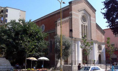 Biserica Romano-Catolica Sf. Maria din Tirana