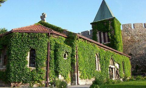 Biserica Ruzica si Capela Sveta Petka din Belgrad