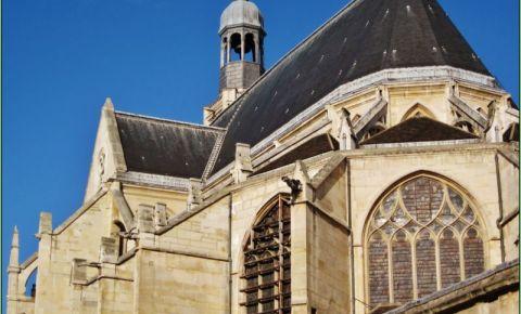 Biserica Saint Etienne din Paris