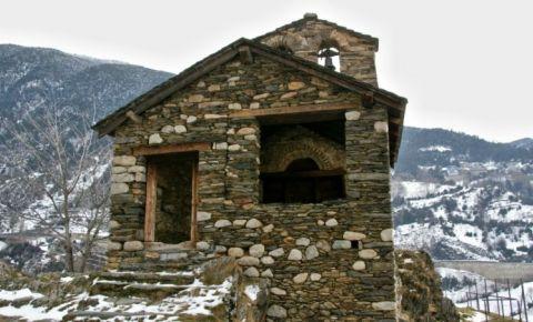 Biserica Sant Roma de les Bons din Encamp