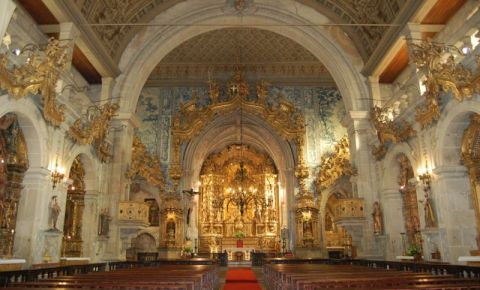 Biserica Sao Francisco din Guimaraes