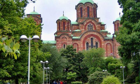 Biserica Sfantul Marc din Belgrad