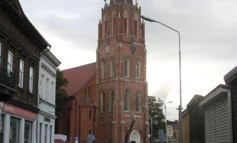 Biserica Sfanta Ana din Liepaja