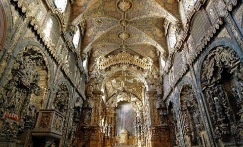 Biserica Sfanta Clara din Porto