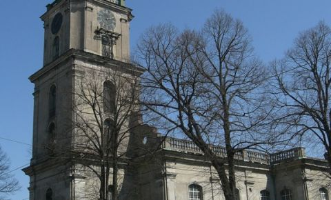 Biserica Sfanta Treime din Liepaja