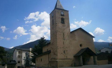 Biserica Sfantul Iscle si Sfanta Victoria din La Massana