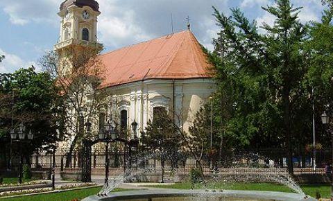 Biserica Sfantul Nicolae din Vrsac