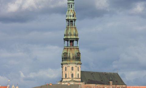 Biserica Sfantul Petru din Riga