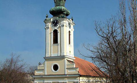 Biserica Uspenska din Vrsac