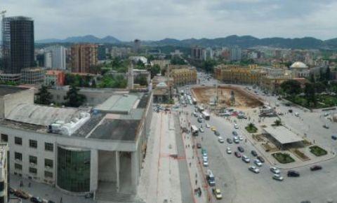 Bulevardul Deshmoret e Kombit din Tirana