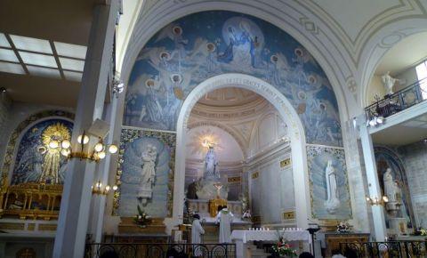 Capela Doamnei Noastre Miraculoase din Paris