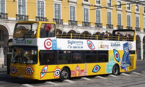 Tururi organizate in Lisabona