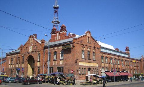 Cartierul Agenskalns din Riga