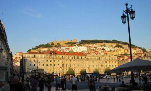 Cartierul Baixa din Lisabona