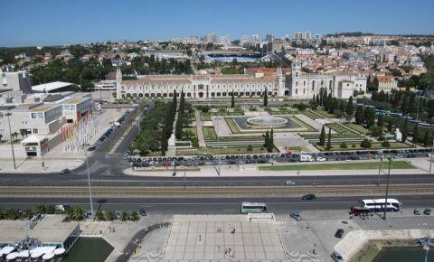 Cartierul Belem din Lisabona