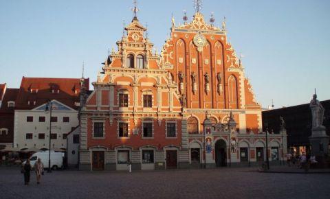 Casa Capetelor Negre din Riga