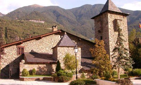 Casa de la Vall din Andorra la Vella