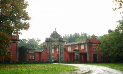 Casa de Sezim din Guimaraes