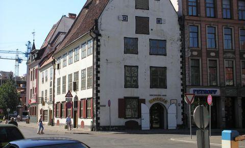 Casa Mentzendorff din Riga