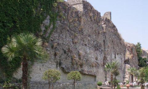 Castelul Elbasan