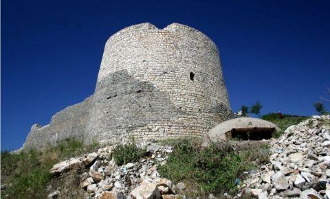 Castelul Lekures din Sarande