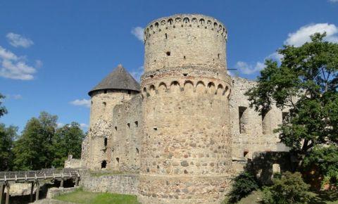Castelul Ordinului Livonian din Cesis