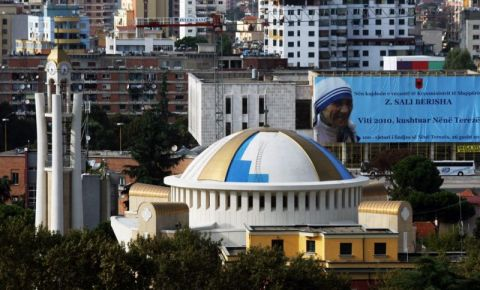 Catedrala Ortodoxa Invierea lui Hristos din Tirana