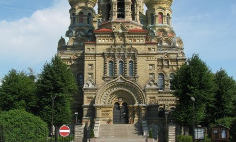 Catedrala Ortodoxa Sfantul Nicolae din Liepaja