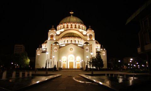 Catedrala Sf Sava din Belgrad