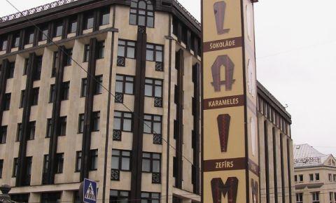 Ceasul Laima din Riga