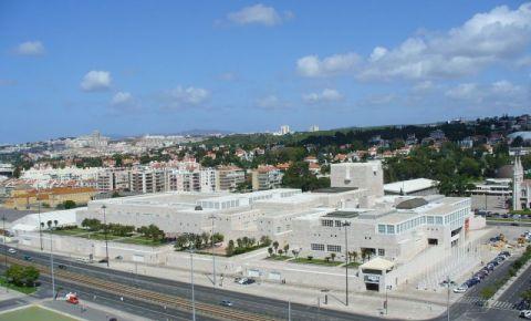 Centrul Cultural Belem din Lisabona