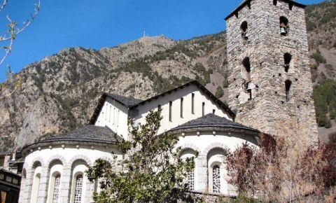 Centrul Vechi din Andorra la Vella