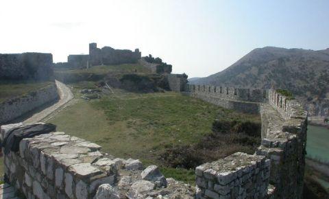 Cetatea Rozafa din Shkoder