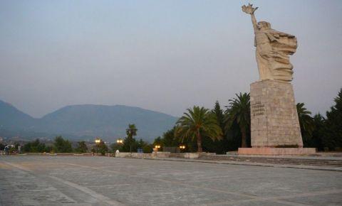 Cimitirul Martirilor din Tirana