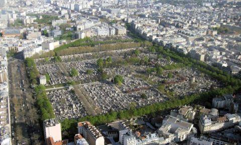 Cimitirul Montparnasse din Paris