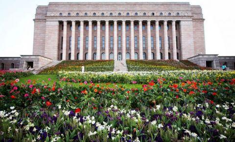 Cladirea Parlamentului din Helsinki