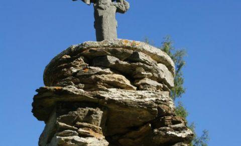 Crucea celor Sapte Brate din Canillo