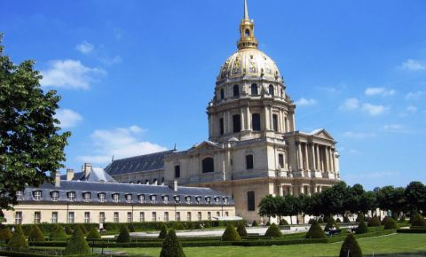 Domul Invalizilor din Paris