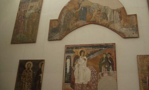 Expozitia de Fresce de la Belgrad