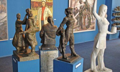 Galeria de Arta Nationala din Tirana