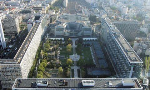Gara Montparnasse din Paris