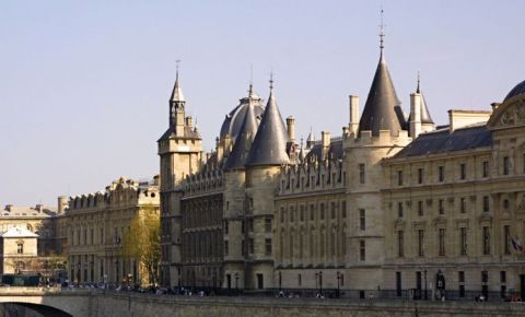 La Conciergerie din Paris