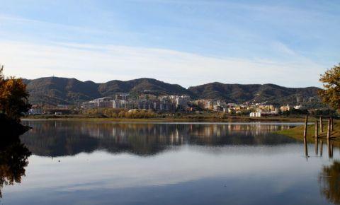 Lacul Artificial si Parcul Mare din Tirana
