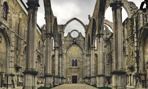 Manastirea Carmo din Lisabona