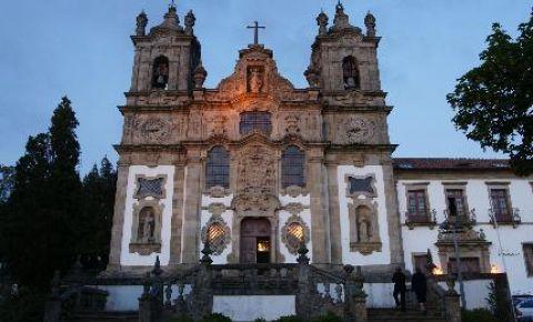 Manastirea de Santa Marinha da Costa din Guimaraes