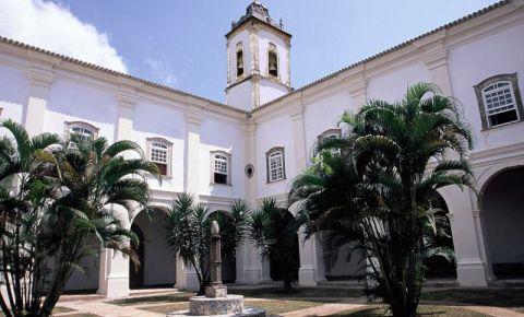 Manastirea do Carmo din Guimaraes